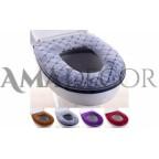 Husa confortabila, moale, lavabila, pentru capacul de toaleta